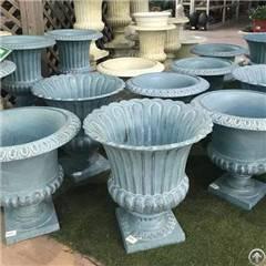 garden decoration aluminum casting