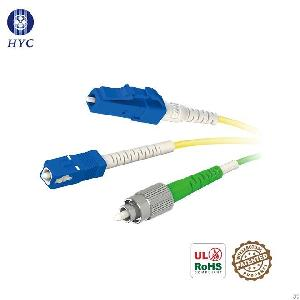 pm optical fiber connector jumper polarization maintaining fc sc lc optic patch cables