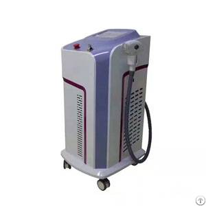 Hot Selling 808 Diode Laser Permanent Hair Removal Machine With Big Spot Size