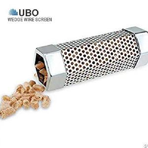 hexagonal bbq smoking tubes