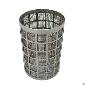 stainless steel pleated filter purification