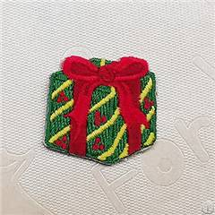 christmas gifts embroidery patches