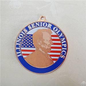 Custom Religious Honor Award Medal