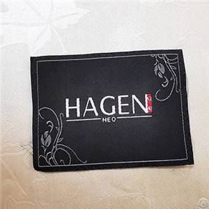 Fashion Woven Labels For Clothing Label