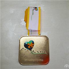metal medals souvenir decoration metch gift challenge sports medal