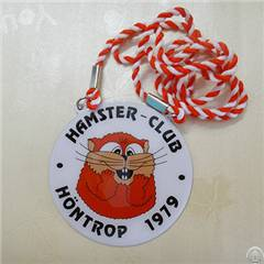 souvenir print medal