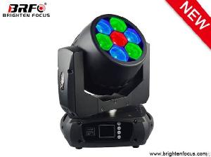 Wash Zoom 7 30w Led Moving Head Lights Pixel Controlled