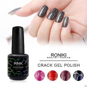 roniki crackle gel crack