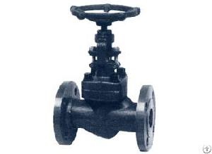 Forged Steel Globe Valve J41y H-25 / 40 / 64 / 100 / 160
