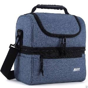 mier adult insulated lunch bag cooler tote men women