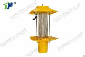 Insecticidal Lamp With Solar Energy Frequent Vibration Insecticidal Lamp