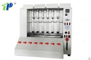 raw fiber analyzer crude extractor