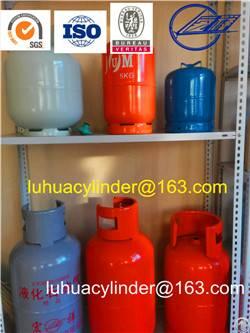 2-50kg Refilling Lpg Gas Cylinder
