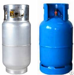 refilling empty lpg gas cylinder household