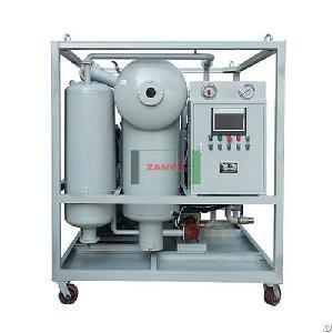 zyd ii 200 transformer oil purifier
