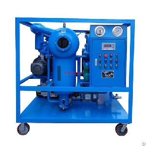 zyd ii insulation oil filtering system