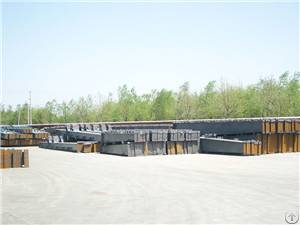 h section steel structural factory