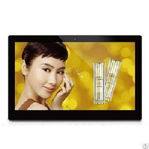 flat capacitive touch screen digital signage 15 22 32 inches