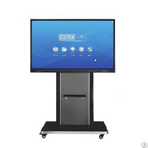 lcd screen 65 75 86 98 electronic whiteboard classroom conference