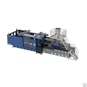 Dh Two Platen Injection Molding Machine