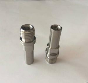 Titanium Alloy V Brake Boss / Canti Studs M10x1.25 6al4v Grade