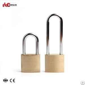 38mm Brass Steel Shackle Safety Padlocks Ep-8521c Ep-8524c