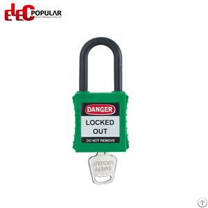 38mm Insulation Shackle Safety Padlocks Ep-8531 Ep-8534