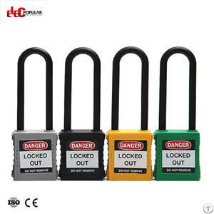 76mm Insulation Shackle Safety Padlocks Ep-8551l Ep-8554l