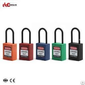abs safety padlock