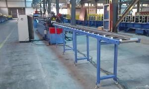 door frame forming machine
