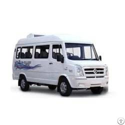 travelvor luxury tempo traveller gurgaon