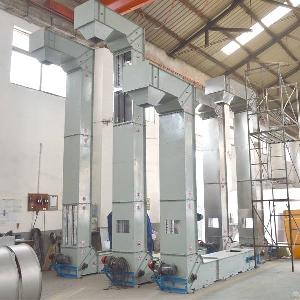 China Chain Stainless Steel Factory Price Grain Z Type Conveyor Bucket Elevator