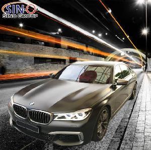 Cl-em Matte Electro Metallic Vinyl Car Wrap