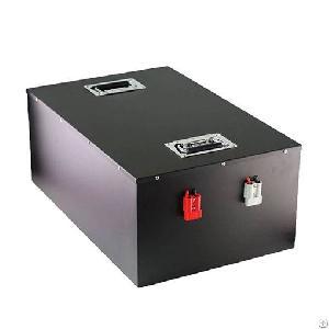 High Quality 48v 200ah Agv Robot Lithium Battery Pack