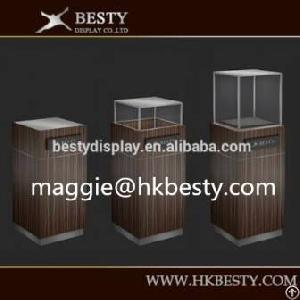 glass jewellery watch shop counter case kiosk cabinet showcase