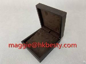 wooden pendant box jewelry wood packaging gift