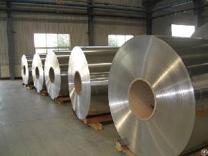aluminum coil strip