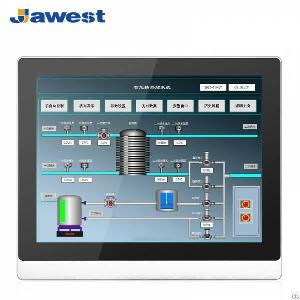 Industrial Touch Screen Monitor 8 Inch Ce Rohs Approved