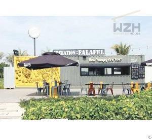 supplier modular container restaurant shipping house portable