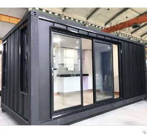 prefabricated steel structure shipping container house modern homes