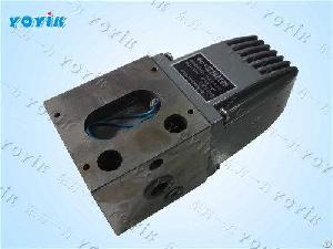 Power Plant Spare Parts Barring Gear Solenoid Valve 23d-63b