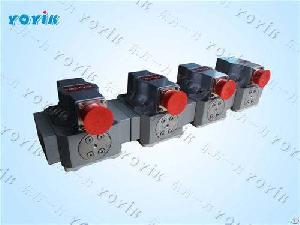 steam turbine servo valve j761 003