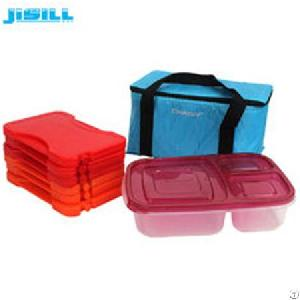 safe pp plastic reusable cold pack microwave heat packs lunch box