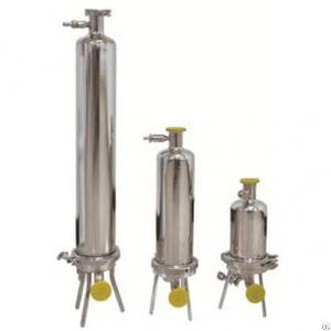 liquid filter housing