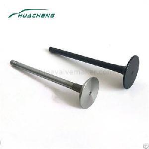 auto spare engine valve howo zq eur iii