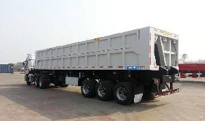 tri axle tipper trailer nigeria