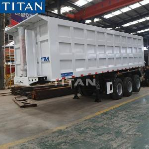 Why Choose Titan Dump Trailer