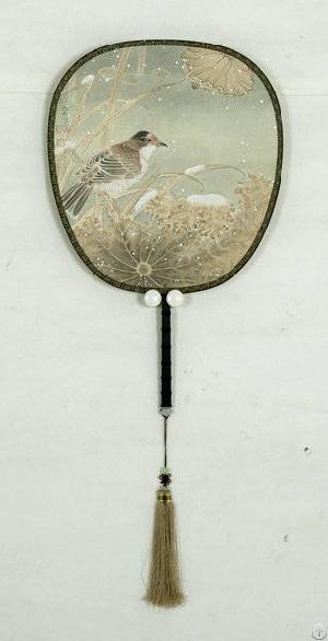 Handicraft Court Fan