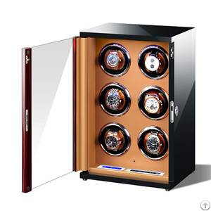 vertical watch winder 6 slots