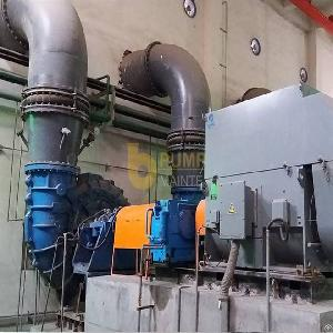 stage horizontal centrifugal desulfurization pump